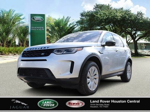 Indus Silver Metallic 2020 Land Rover Discovery Sport SE