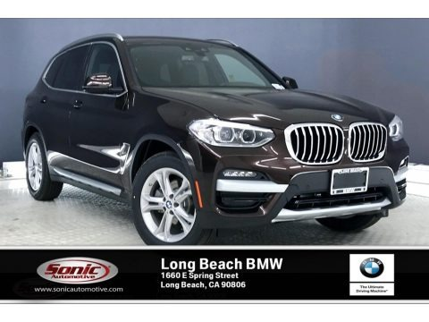 Terra Brown Metallic 2020 BMW X3 sDrive30i