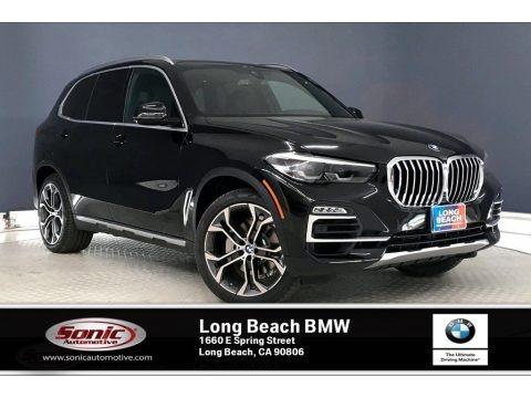 Jet Black 2020 BMW X5 sDrive40i
