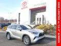 Toyota Highlander Limited AWD Celestial Silver Metallic photo #1