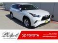 Toyota Highlander L Blizzard White Pearl photo #1