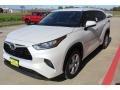 Toyota Highlander L Blizzard White Pearl photo #4