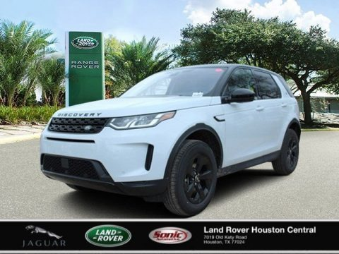 Yulong White Metallic 2020 Land Rover Discovery Sport Standard