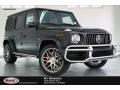 Mercedes-Benz G 63 AMG designo Night Black Magno (Matte) photo #1