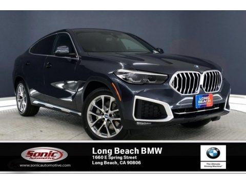 Arctic Grey Metallic 2020 BMW X6 sDrive40i