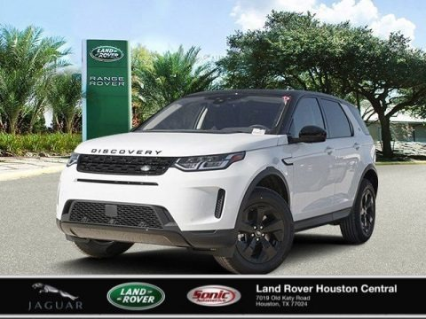 Fuji White 2020 Land Rover Discovery Sport Standard