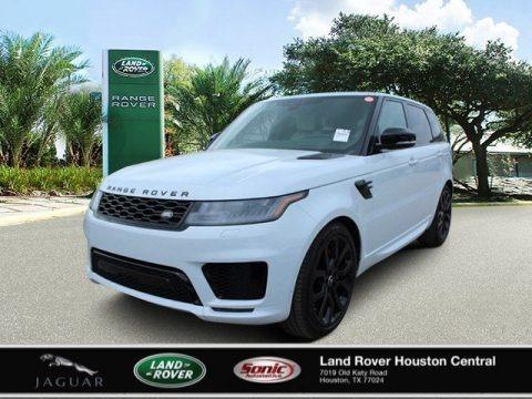 Yulong White Metallic 2020 Land Rover Range Rover Sport HSE Dynamic