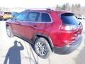 Jeep Cherokee Latitude Plus 4x4 Velvet Red Pearl photo #3