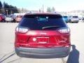 Jeep Cherokee Latitude Plus 4x4 Velvet Red Pearl photo #4