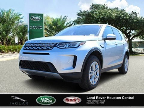 Indus Silver Metallic 2020 Land Rover Discovery Sport S