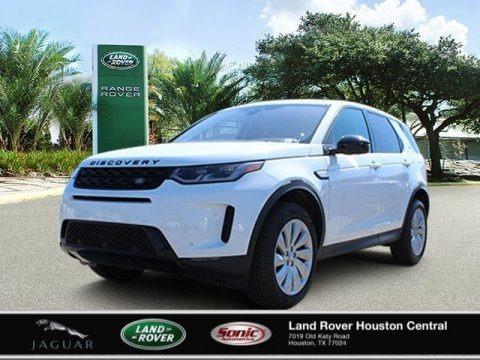 Fuji White 2020 Land Rover Discovery Sport SE