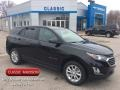 Chevrolet Equinox LS AWD Mosaic Black Metallic photo #1