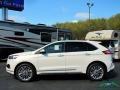 Ford Edge Titanium AWD Star White Metallic Tri-Coat photo #2