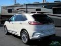 Ford Edge Titanium AWD Star White Metallic Tri-Coat photo #3