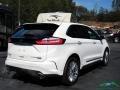 Ford Edge Titanium AWD Star White Metallic Tri-Coat photo #5