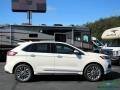 Ford Edge Titanium AWD Star White Metallic Tri-Coat photo #6
