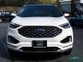 Ford Edge Titanium AWD Star White Metallic Tri-Coat photo #8
