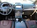 Ford Edge Titanium AWD Star White Metallic Tri-Coat photo #15