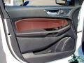 Ford Edge Titanium AWD Star White Metallic Tri-Coat photo #27
