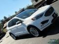 Ford Edge Titanium AWD Star White Metallic Tri-Coat photo #32