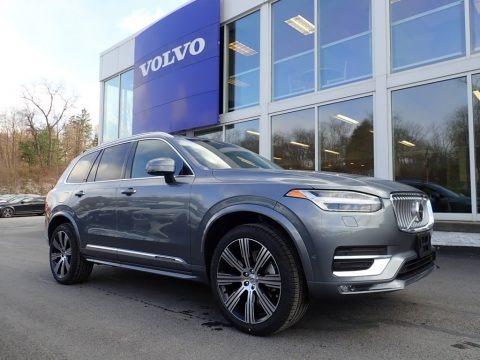 Osmium Gray Metallic 2020 Volvo XC90 T6 AWD Inscription