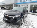 Chevrolet Equinox LS AWD Midnight Blue Metallic photo #2