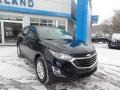 Chevrolet Equinox LS AWD Midnight Blue Metallic photo #4