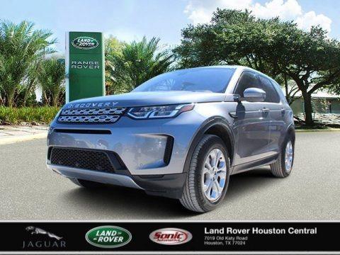 Eiger Gray Metallic 2020 Land Rover Discovery Sport Standard