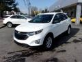 Chevrolet Equinox LS AWD Summit White photo #2