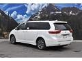 Toyota Sienna Limited AWD Blizzard White Pearl photo #3