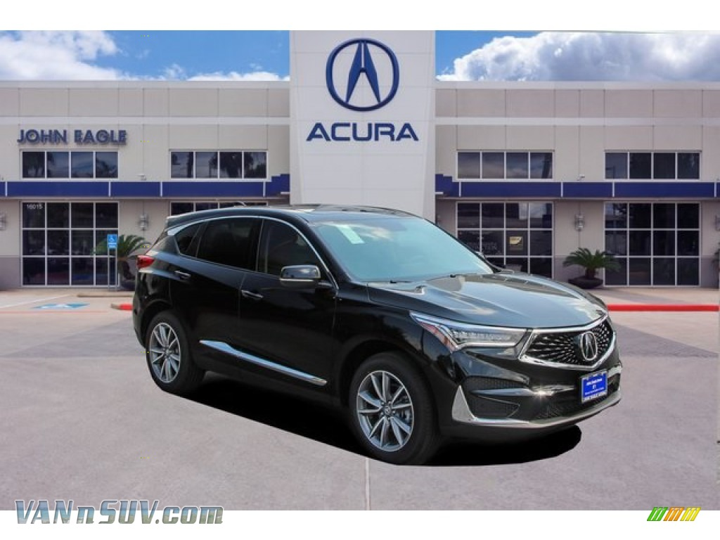 2020 RDX Technology - Majestic Black Pearl / Ebony photo #1