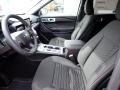 Ford Explorer XLT 4WD Agate Black Metallic photo #10