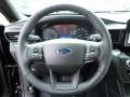 Ford Explorer XLT 4WD Agate Black Metallic photo #16