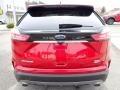 Ford Edge SEL AWD Rapid Red Metallic photo #4