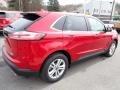 Ford Edge SEL AWD Rapid Red Metallic photo #6