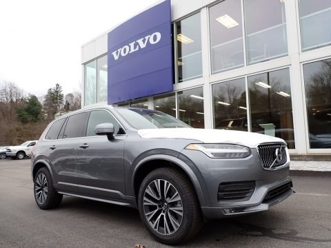 Osmium Gray Metallic 2020 Volvo XC90 T5 AWD Momentum