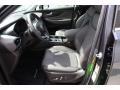 Hyundai Santa Fe SEL Portofino Gray photo #10