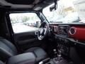 Jeep Wrangler Rubicon 4x4 Black photo #11