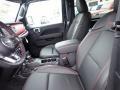 Jeep Wrangler Rubicon 4x4 Black photo #12
