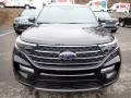 Ford Explorer XLT 4WD Agate Black Metallic photo #4