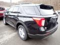 Ford Explorer XLT 4WD Agate Black Metallic photo #6