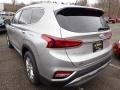 Hyundai Santa Fe SE AWD Shimmering Silver Pearl photo #6