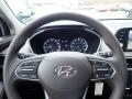 Hyundai Santa Fe SE AWD Shimmering Silver Pearl photo #15
