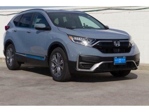 Sonic Gray Pearl 2020 Honda CR-V Touring