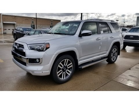 Classic Silver Metallic 2020 Toyota 4Runner Limited 4x4
