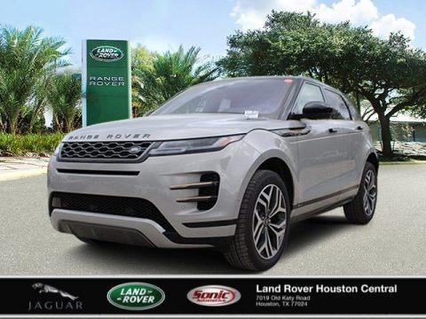 Seoul Pearl Silver Metallic 2020 Land Rover Range Rover Evoque SE R-Dynamic
