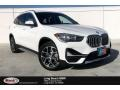 BMW X1 sDrive28i Alpine White photo #1