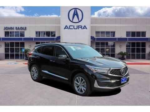 Majestic Black Pearl 2020 Acura RDX Technology
