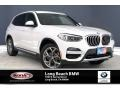 BMW X3 sDrive30i Alpine White photo #1