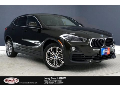 Dark Olive Metallic 2020 BMW X2 sDrive28i